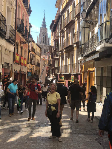 study abroad teacher programs Professional development Spain study abroad Toledo Spain programs